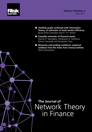 Journal of Network theory in Finance